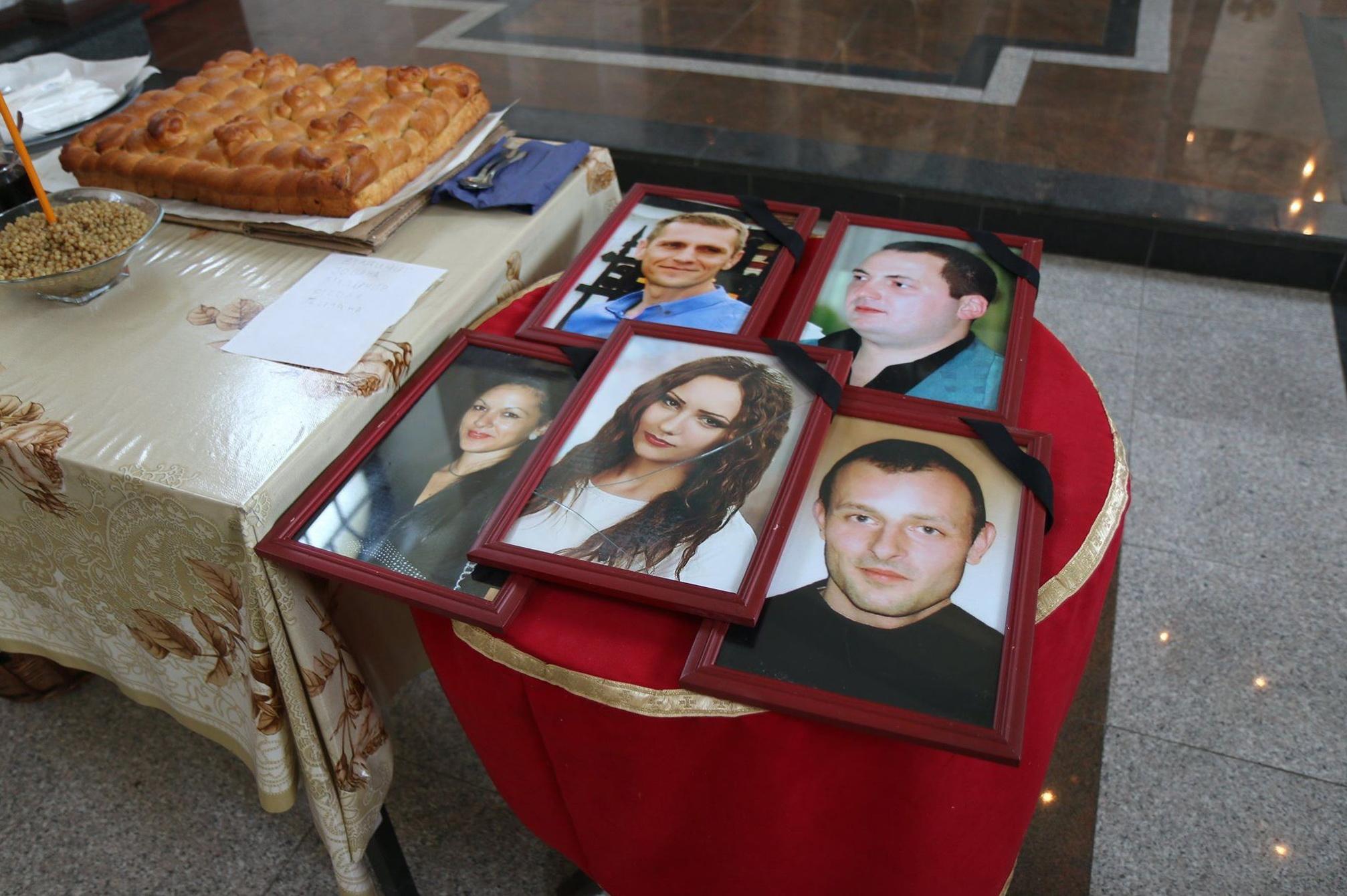 Obeležavanje godišnjice od tragedije u Žitištu
