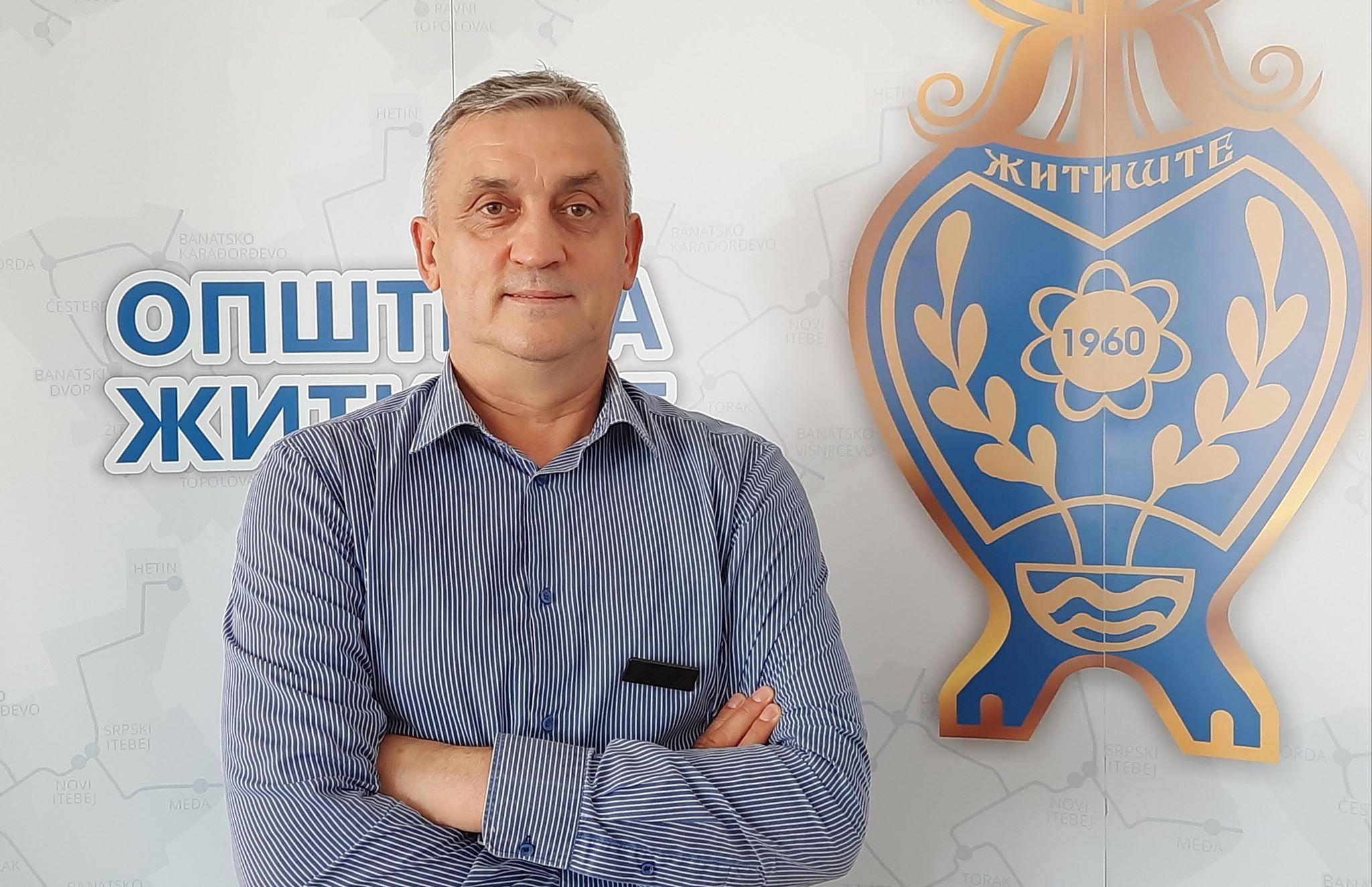 Saopštenje predsednika opštine Žitište Mitra Vučurevića