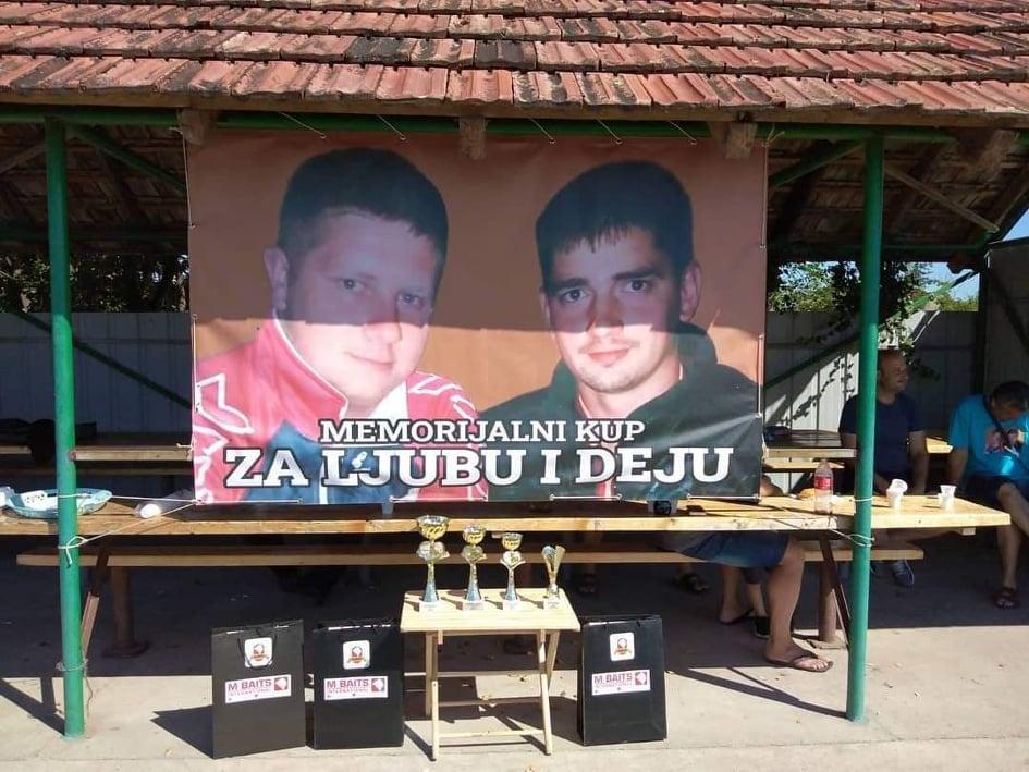 Prvi memorijalni turnir u ribolovu ''Za Ljubu i Deju''