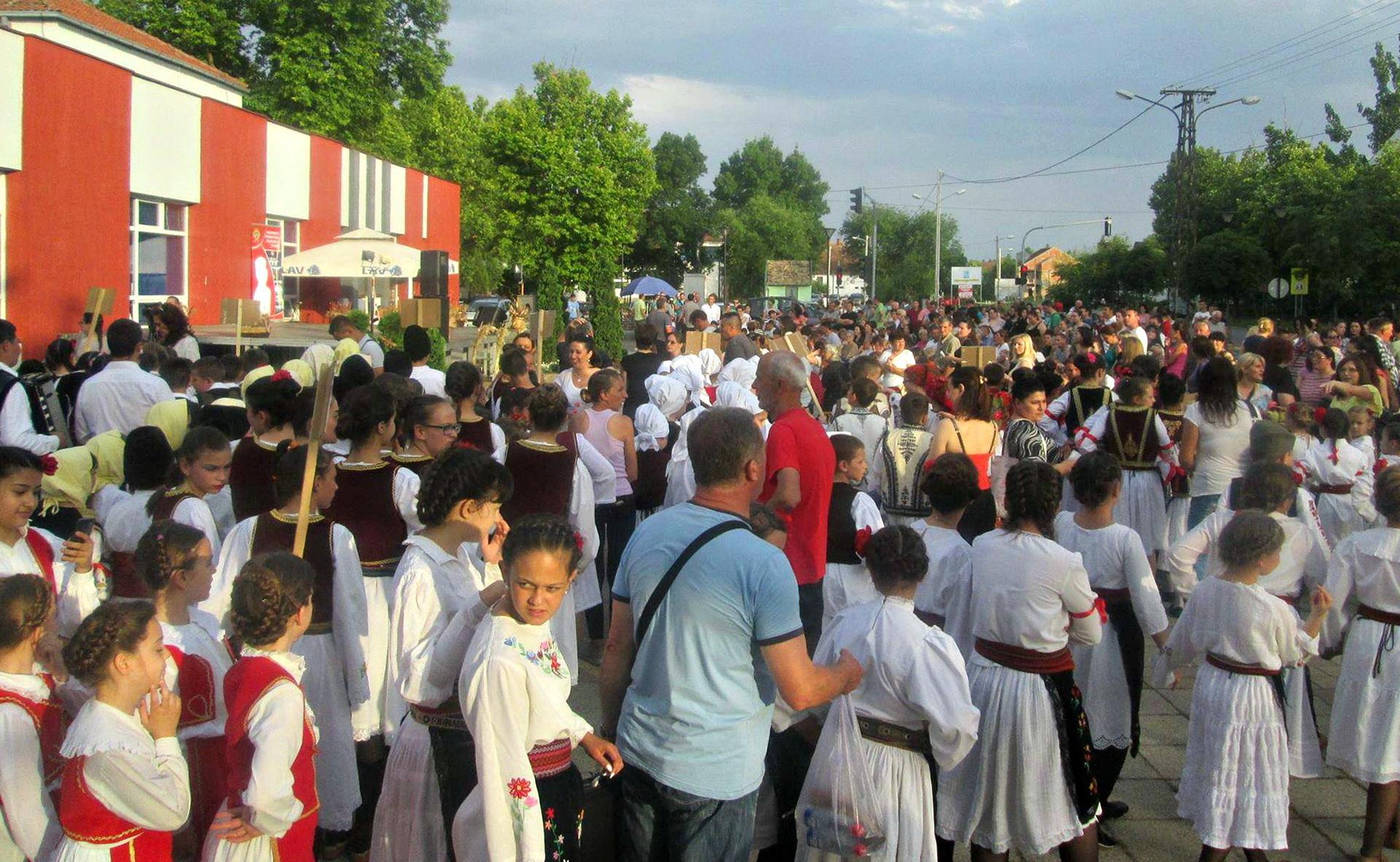 Festival dečijih folklornih ansambala ''U Žitištu na žitnici''