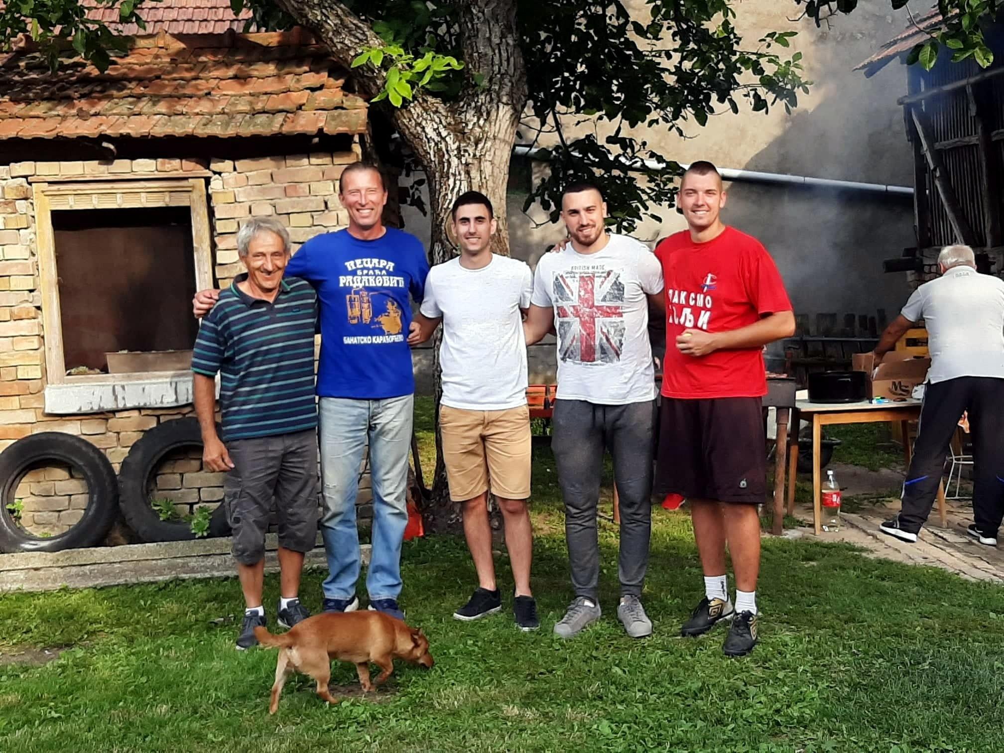 Piknik druženje košarkaša Karađorđeva povodom završetka sezone