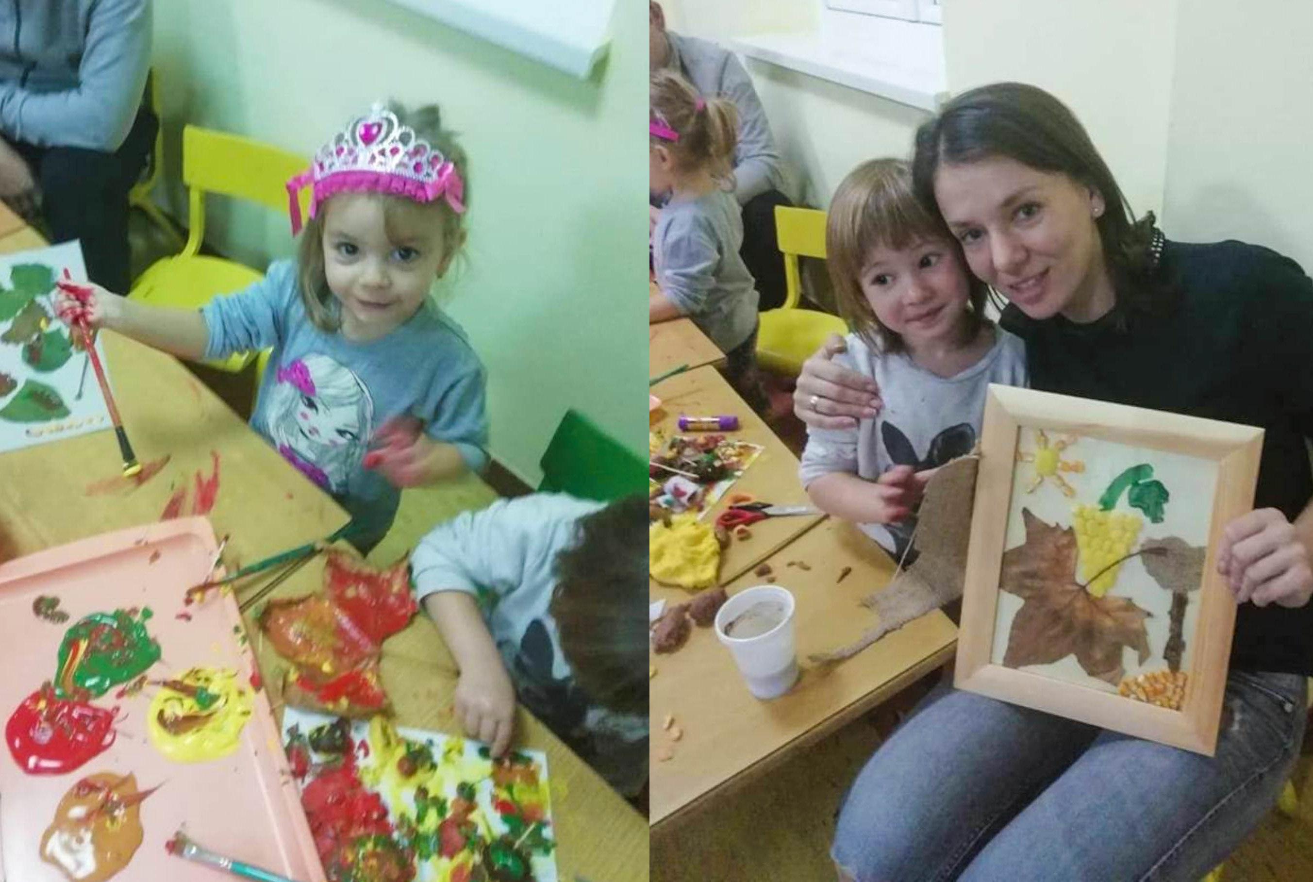 Kreativna radionica za decu i roditelje