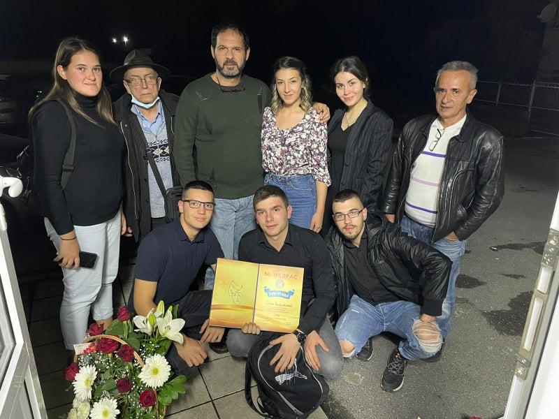 Goranu Budisavljeviću nagrada za najbolje glumačko ostvarenje