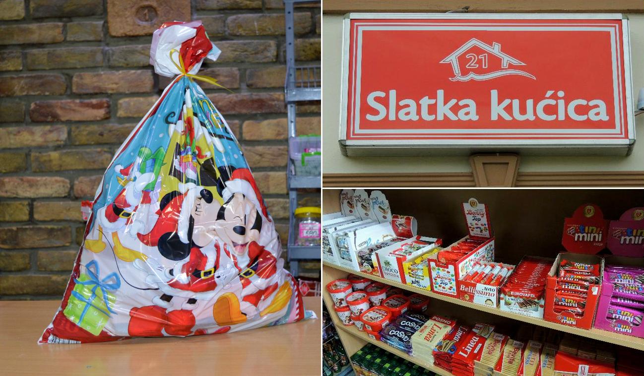NAGRADNA IGRA - Napišite koji slatkiš volite u ''Slatkoj kućici'' i možete dobiti slatki paket