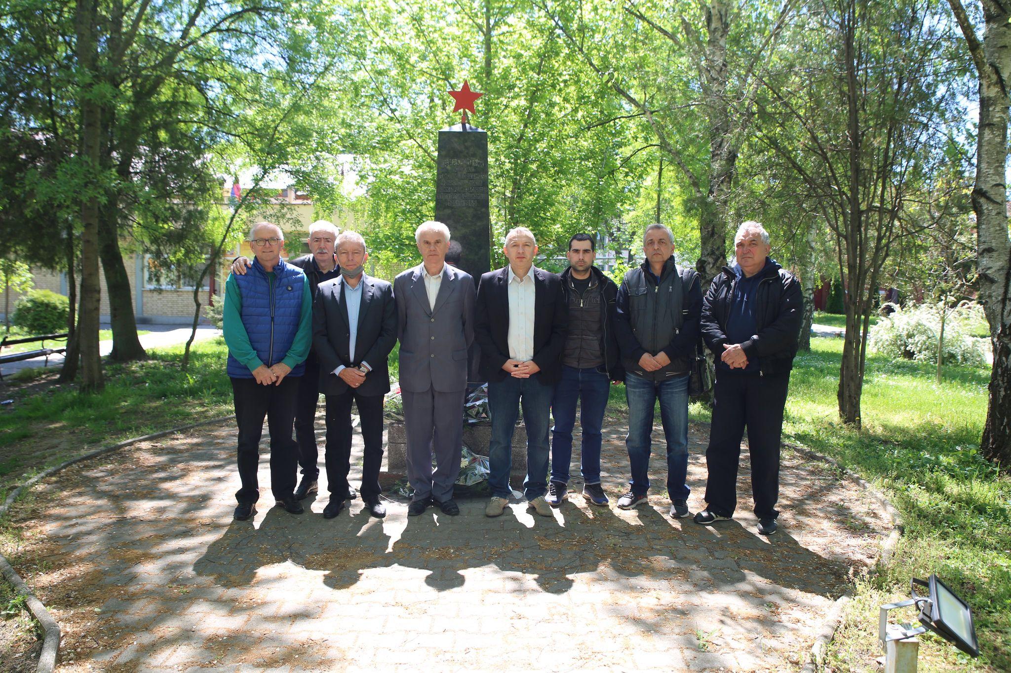 Svečano obeležen Dan pobede u opštini Žitište