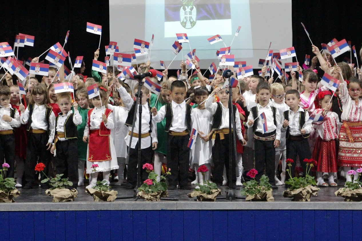 Priredba povodom 26 godina Predškolske ustanove ''Desanka Maksimović'' Žitište