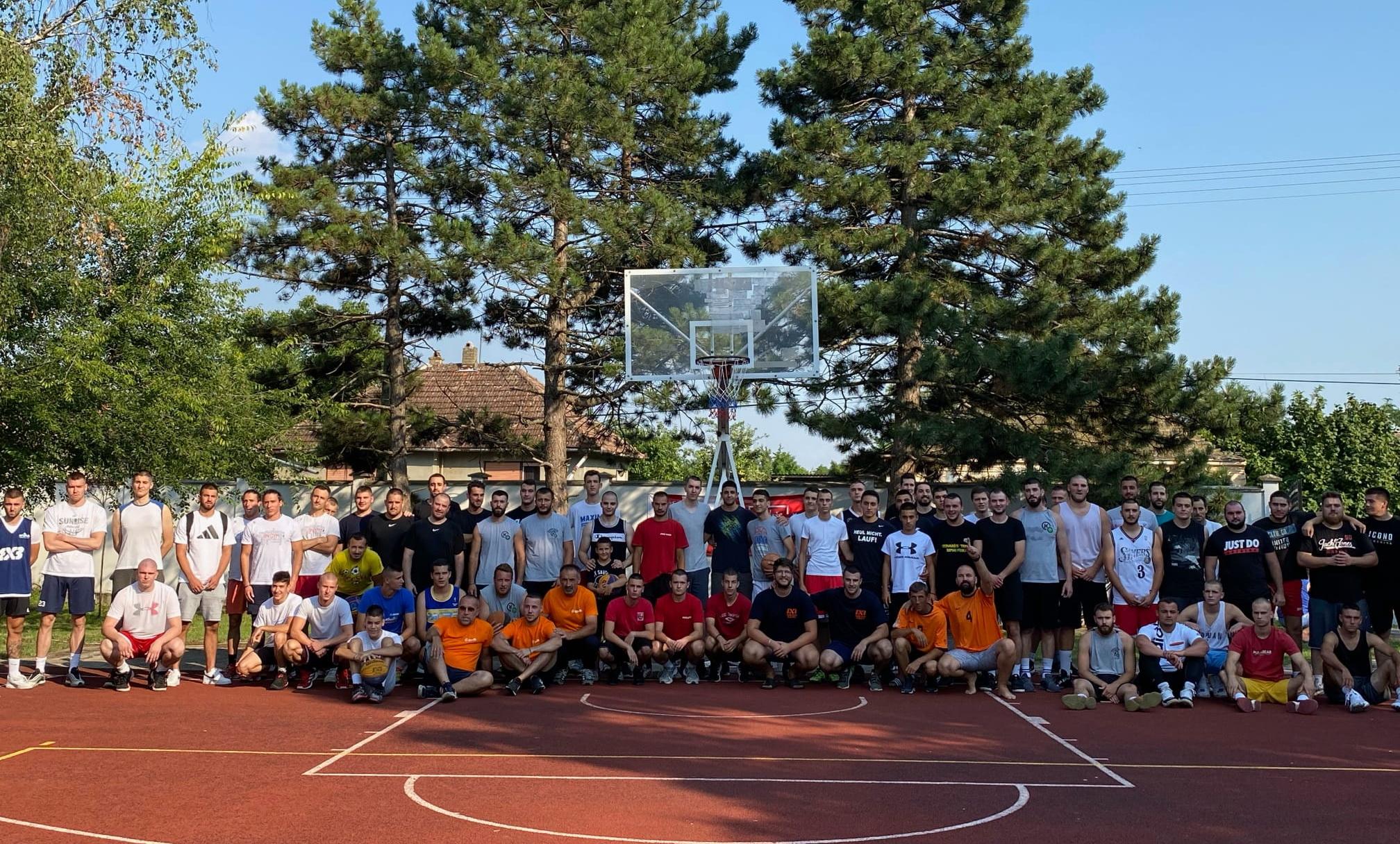 Drugi košarkaški turnir u Međi