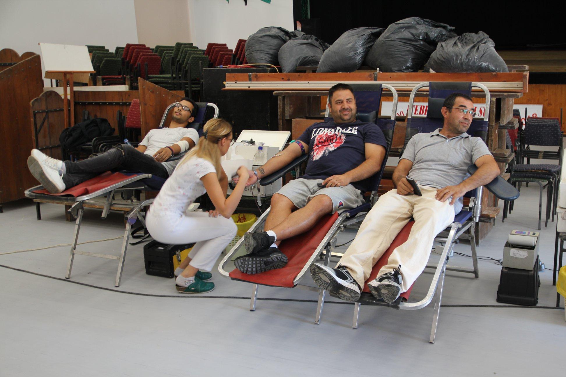 Obaveštenje dobrovoljnim davaocima krvi