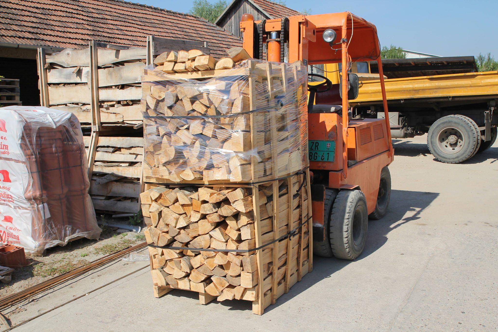 Cene ogrevnog drveta u opštini Žitište
