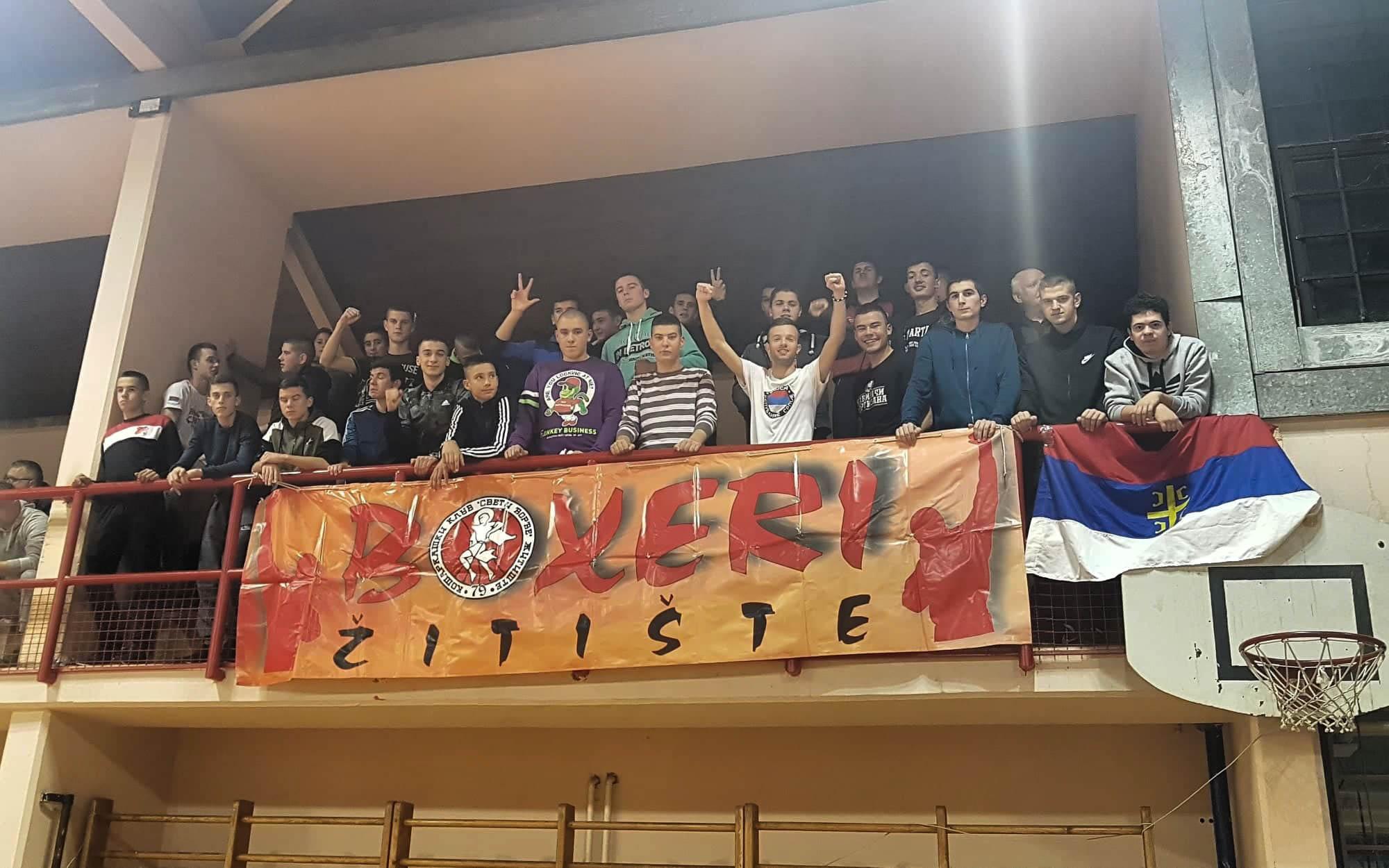 Uz vatrenu podršku navijača košarkaši Svetog Đorđa do nove pobede
