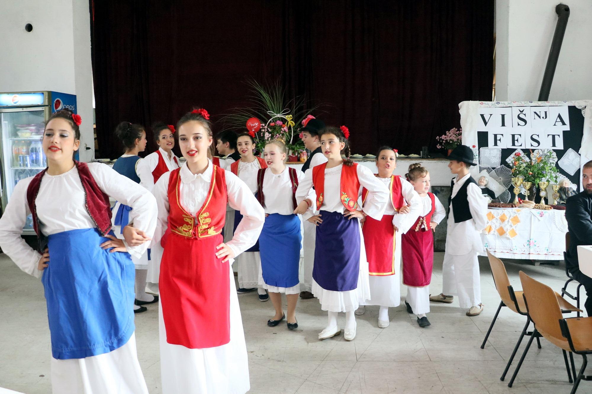 ''Višnja fest'' po četvrti put u Banatskom Višnjićevu