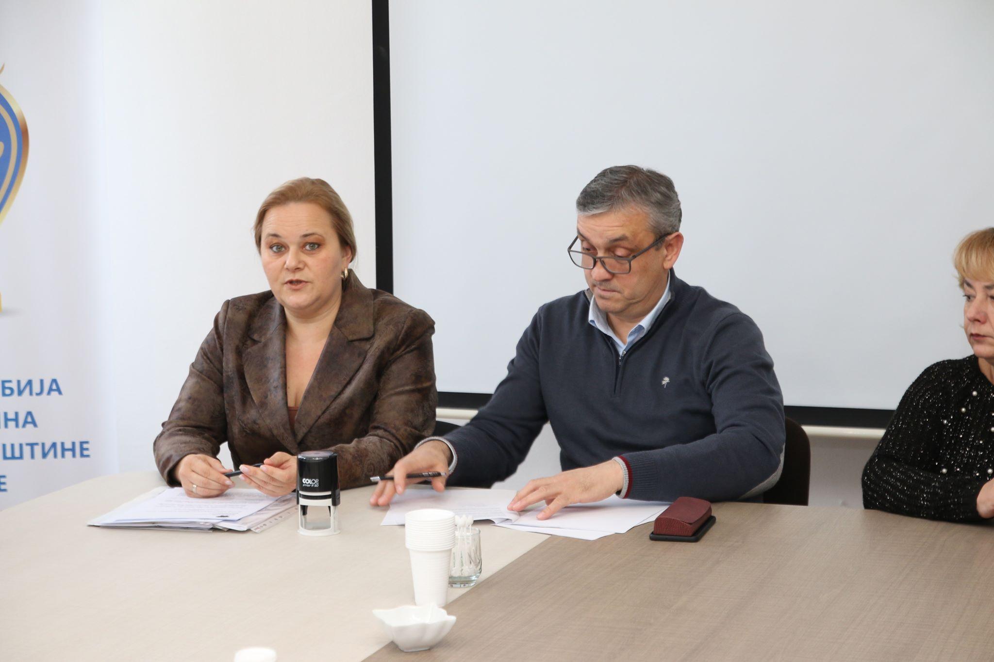 Potpisivanje ugovora za programe stručna praksa i novo zapošljavanje
