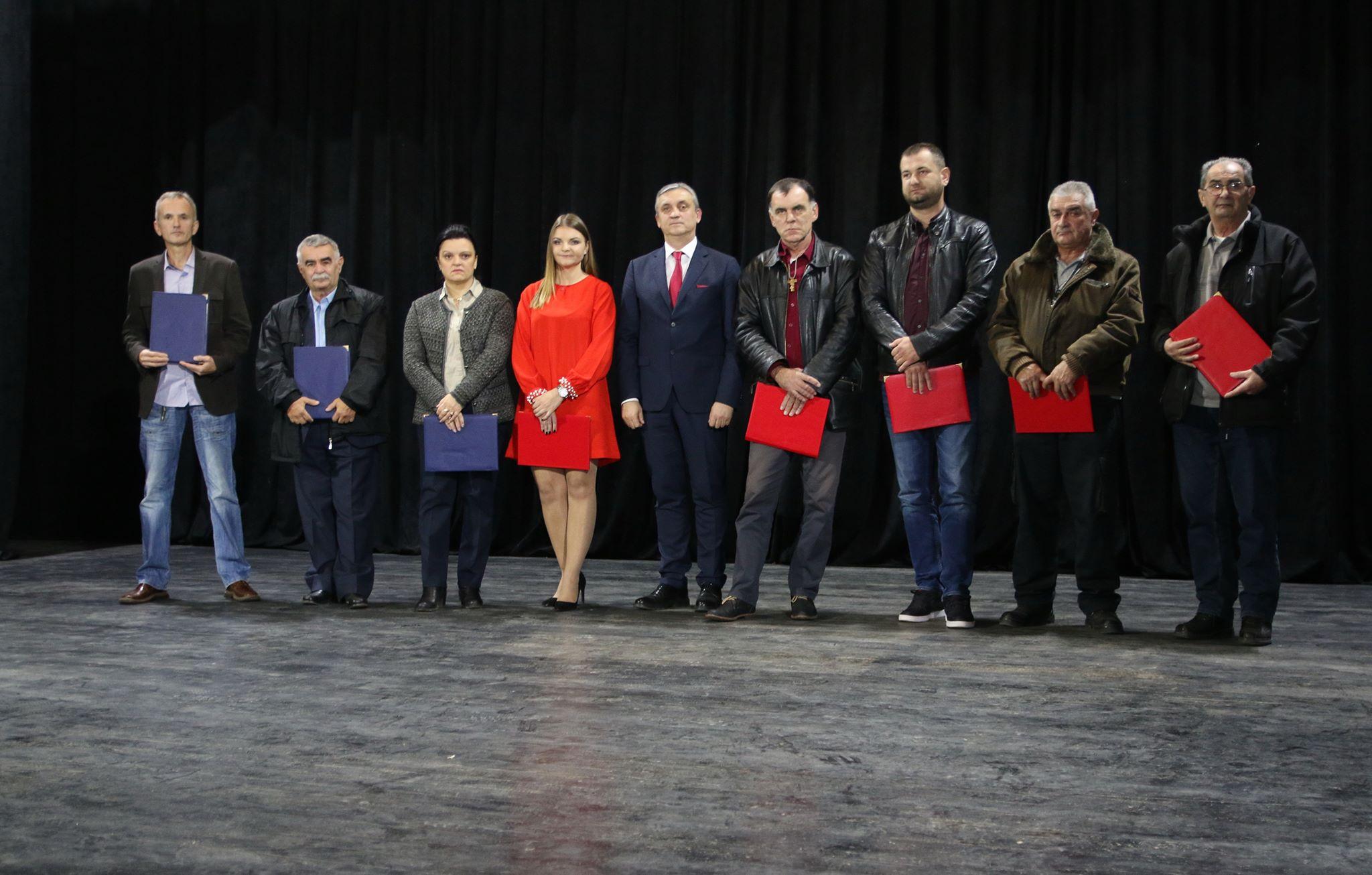 Svečano obeležen Dan opštine Žitište (FOTO)