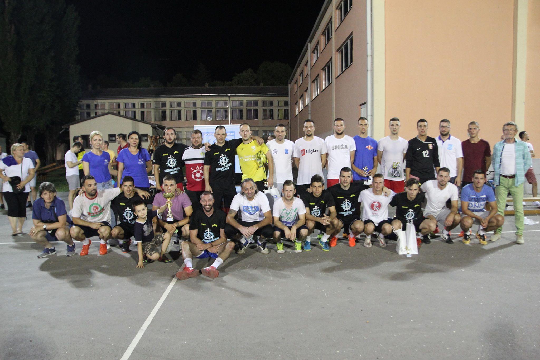 I ove godine letnji turnir u malom fudbalu opštine Žitište