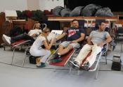 Crveni krst Žitište organizuje prvu ovogodišnju akciju dobrovoljnog davalaštva krvi