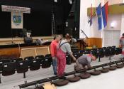 Opremanje Doma kulture u Novom Itebeju