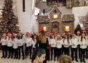 Učenici iz Žitišta u Novogodišnjoj čaroliji u Beogradu