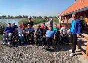 Takmičenje u sportskom ribolovu za osobe sa invaliditetom