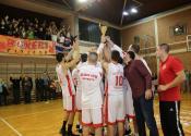 Košarkaši Svetog Đorđa žele da naprave još jednu senzaciju i dođu do finala Kupa Srbije