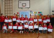 Akcija Sportskog saveza opštine Žitište - Trojkom protiv poroka