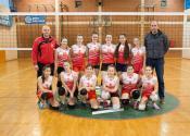 Odbojkašice Žitišta u baražu za prvenstvo Vojvodine za pionirke