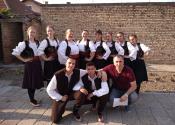 KUD ''Banatski Dvor'' na festivalu folklora u Mošorinu