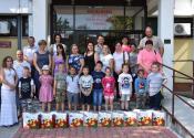 Prigodni pokloni za đake prvake u Tordi i Novom Itebeju