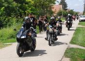 Srpski Itebej se oprostio od dvojice poginulih motorista