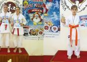 Karate: Takmičarke Yuko Banata osvojile 6 medalja na Mikulaš kupu u Segedinu
