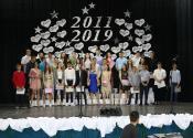 Proslava male mature u osnovnim školama