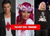 Kompletan program - Pile fest 2018.