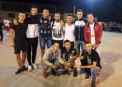 Ekipa Žitište osvojila treće mesto na turniru u malom fudbalu u Vojvoda Stepi
