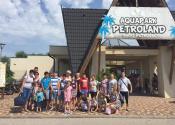 Deca bez roditeljskog staranja provela dan u Petrolendu
