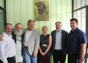 Otkrivanje spomen ploče Đorđa Košbuka u Torku
