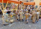 Žitištanski mališani na karnevalu u Kikindi