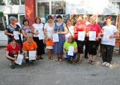 """Manifestacija """"Tajne bakine kuhinje"""" održana u Torku"""