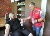 Redovna akcija davalaštva krvi u Česteregu i Međi