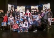 Novogodišnja pozorišna svečanost za decu produženog boravka OŠ ''Sveti Sava''
