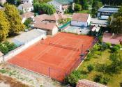 Ovako izgleda novi teniski teren u Žitištu (FOTO)