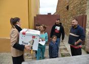PerSu marketi počeli podelu ogreva za stotinu porodica
