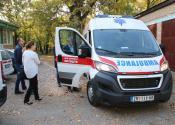 Novo sanitetsko vozilo za Dom zdravlja Žitište