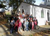 Učenici iz Torka posetili manastire i Hram Svetog Save