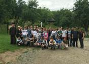 Učenici verske nastave iz Česterega posetili fruškogorske manastire