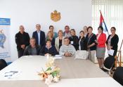 Potpisivanje ugovora za projekte u oblasti kulture