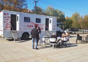 Akcija dobrovoljnog davanja krvi u Žitištu