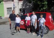 Boravak dece u odmaralištu Crvenog krsta na Vršačkom bregu