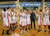 SVETI ĐORĐE MOŽE SVE! Košarkaši se plasirali u finale Kupa KSS i na završni turnir Kupa Radivoja Koraća