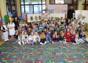 Praznik Svetoga Save obeležen u predškolskoj ustanovi ''Desanka Maksimović''