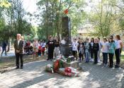 Obeležen Dan oslobođenja 2. oktobar u Žitištu