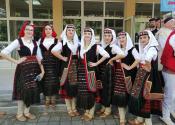 Zapažen nastup ženske pevačke grupe ''Vreteno'' na Кrajiškim biserima